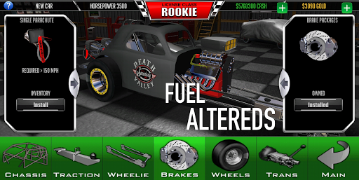 Door Slammers 2 Drag Racing screenshots 6
