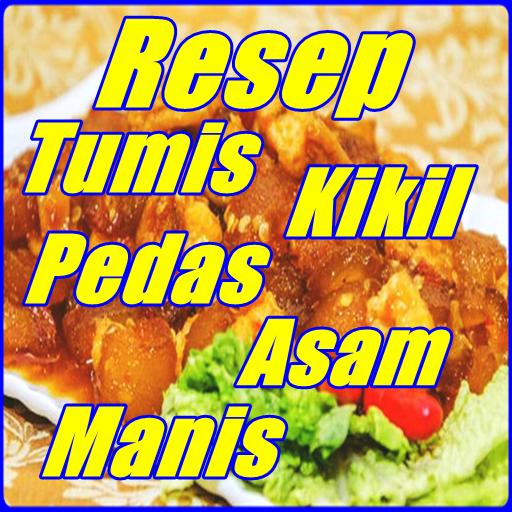Resep Tumis Kikil Pedas Asam Manis Terlengkap Apps On Google Play
