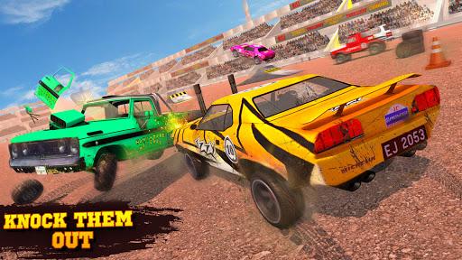 Demolition Derby Car Crash Stunt Racing Games 2021 3.0 Screenshots 9