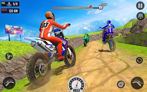Dirt Bike Racing Games: Offroad Bike Race 3D  screenshots 11