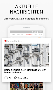 News Break: Lokale Top-Stories & Schlagzeilen Screenshot