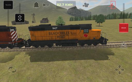 Train and rail yard simulator apkpoly screenshots 16