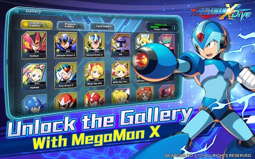MEGA MAN X DiVE - MOBILE 5.3.1 screenshots 7