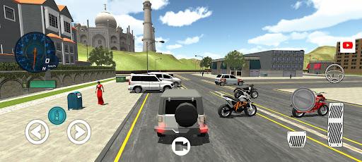 Indian Bikes & Cars Driving 3d  screenshots 3
