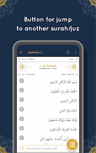Quranku - Al Quran Indonesia and English Screenshot