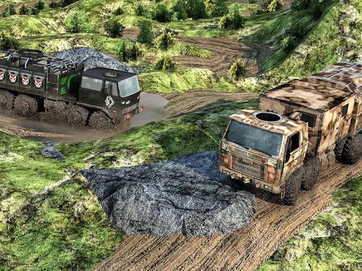 Offroad Mud Truck Simulator 2020: Dirt Truck Drive 1.8 Screenshots 6