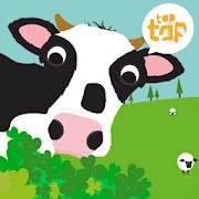 The Fun Animal Farm (Kids 18m+).No Ads.Free scenes