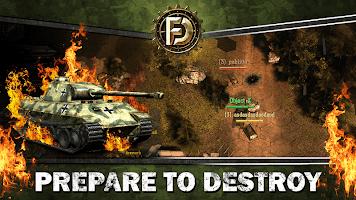 Find & Destroy: Tank Strategy