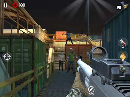 Image For Dead Fire: Zombie shooting Versi 1.3.3.7 16