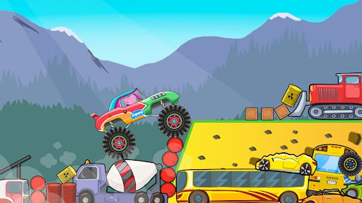 Kids Monster Truck  screenshots 14