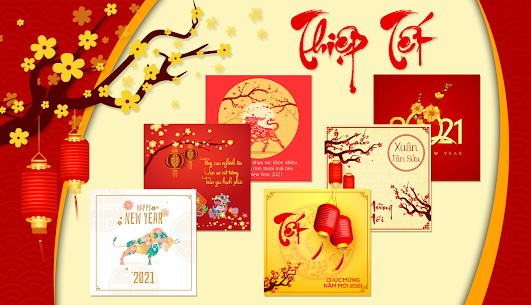 Chúc Tết 2021  For Pc (Download On Windows 7/8/10/ And Mac) 1