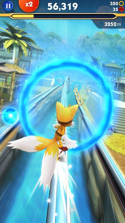 Sonic Dash 2: Sonic Boom poster 3