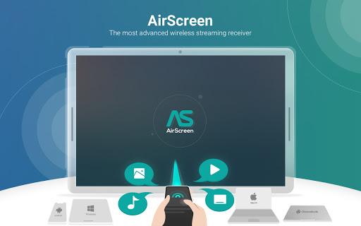 AirScreen - AirPlay & Cast & Miracast & DLNA apktram screenshots 8