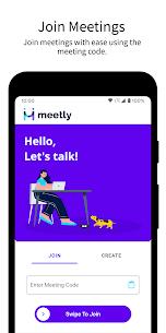 Ücretsiz Meetly – Free Video Conferencing  Video Meeting 2