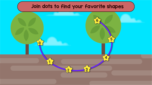 Colors & Shapes Game - Fun Learning Games for Kids android2mod screenshots 5