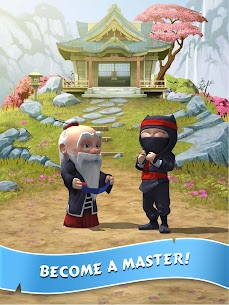 Clumsy Ninja MOD (Unlimited Coins/Gems) 4