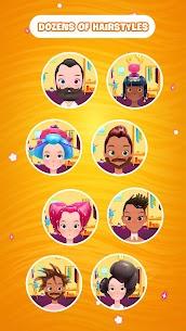 Hair salon games : Hair styles and Hairdresser 4