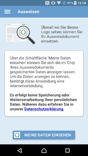 AusweisApp2 1.20.2 screenshots 1