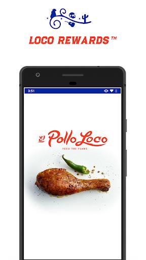 El Pollo Loco - Loco Rewards 2.10 Screenshots 1