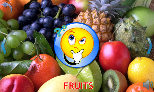 Fruits and Vegetables for Kids 8.3 Screenshots 5