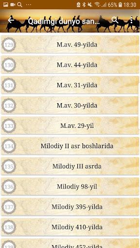 Tarix Ensiklopediyasi - Tarixdan barcha kitoblar 1.0.1 Screenshots 4