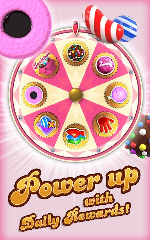 Candy Crush Saga  poster 10