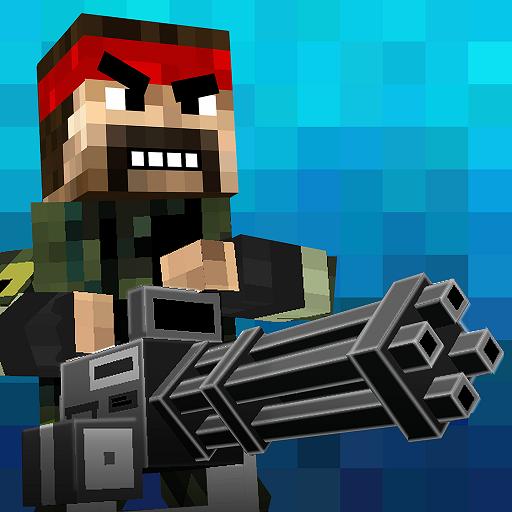 Pixel Fury: 3D Multijugador
