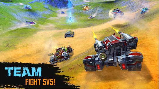 Cars of War 0.38.572 Android APK Mod 2