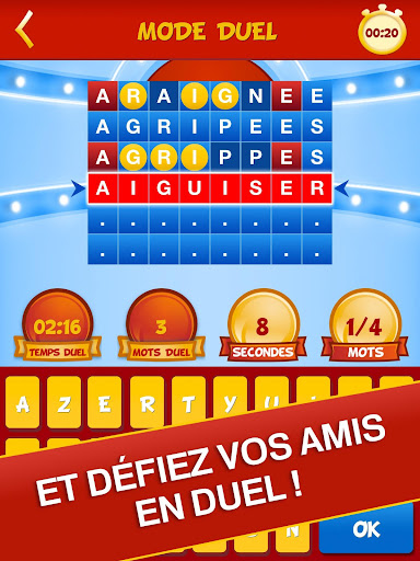 Motus, le jeu officiel France2  Screenshots 13