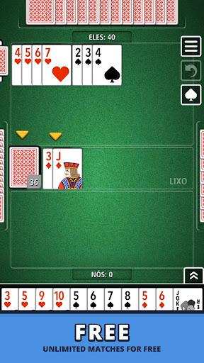 Buraco Canasta Jogatina: Card Games For Free screenshots 1