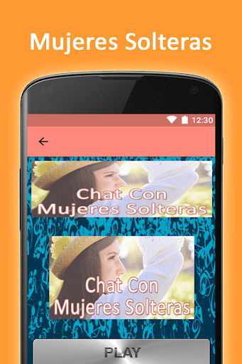 Mujeres solteras con chatear Chat Mujeres
