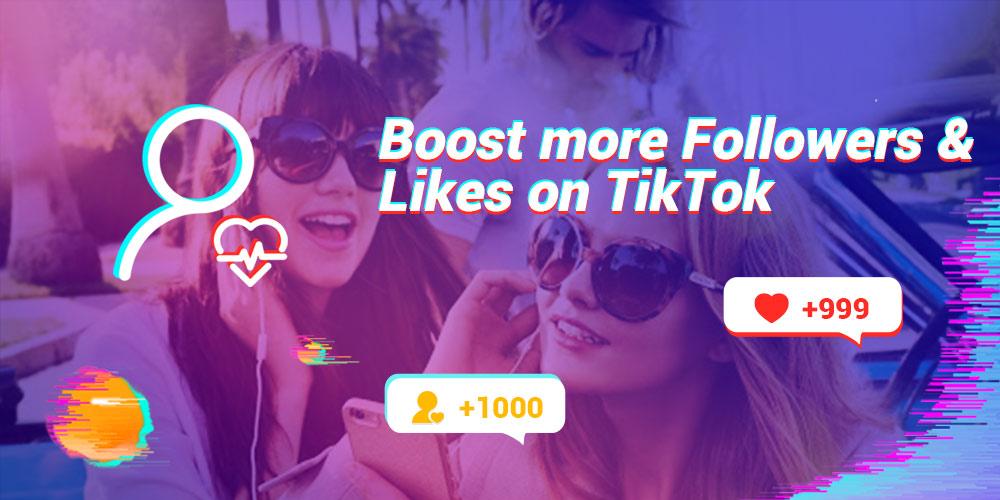 TikBooster - Get tiktok followers & tic likes screenshot 4