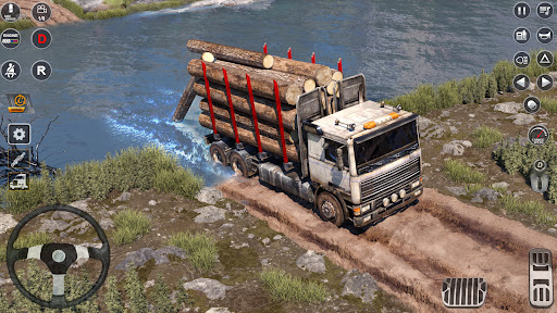 Offroad Mud Truck 3d Simulator : Top driving games 0.2 screenshots 2