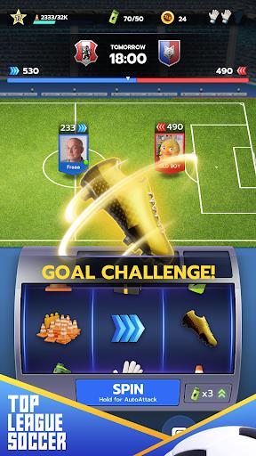 Top League Soccer  screenshots 4