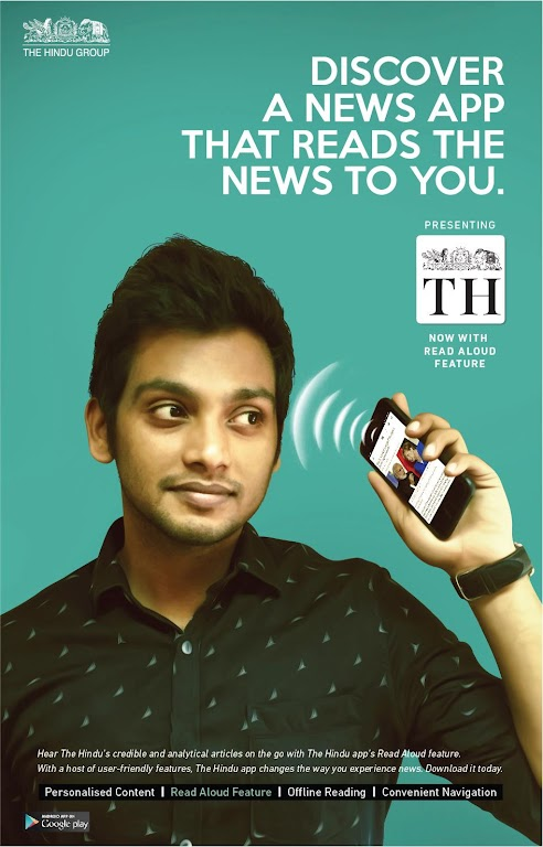 The Hindu: India's Most Trusted English News  poster 4