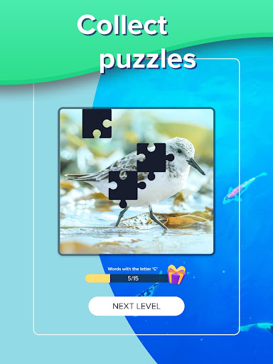 Puzzlescapes: Relaxing Word Puzzle & Spelling Game 2.245 screenshots 9