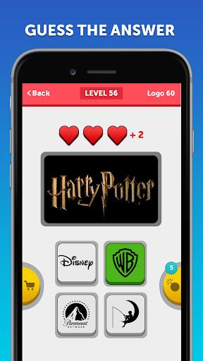 Logomania: Guess the logo - Quiz games 2021 3.1.8 Screenshots 2