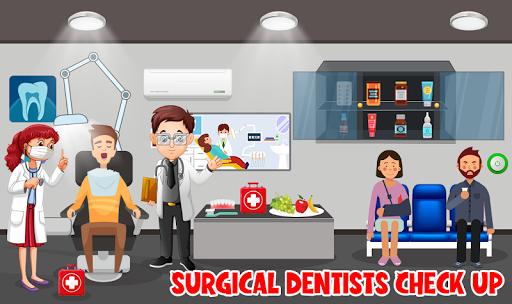My Pretend Play Hospital Games: Doctor Town Life  screenshots 11