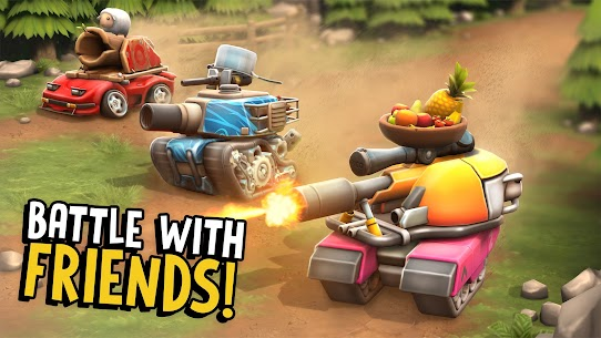 Pico Tanks: Multiplayer Mayhem Mod Apk (Unlimited Money/No Reload) 2