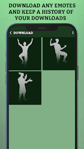 All Emotes and free Happymod Dance, Skin Tool Apk Download New 2021 5