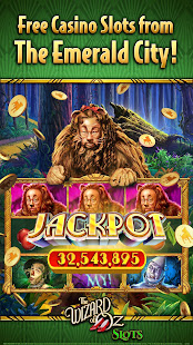 Wizard of OZ Free Slots Casino Games Unlimited Money