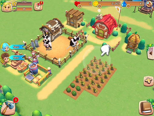 Townu2019s Tale with Ebichu android2mod screenshots 21