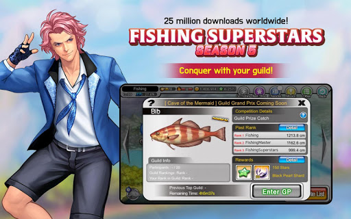 Fishing Superstars 5.9.15 screenshots 7