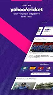 Yahoo Cricket App – Live score & Fantasy Insights 1