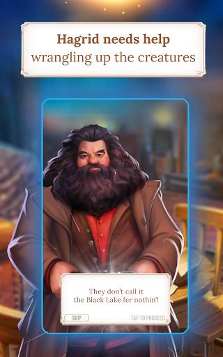 Harry Potter: Puzzles & Spells - Match-3 Magic  screen 2