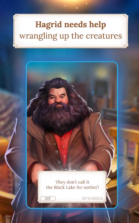 Harry Potter: Puzzles & Spells - Match-3 Magic  poster 2