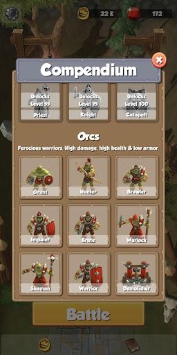 Legion Commander - The Art of War  screenshots 4