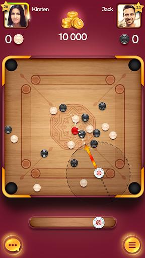 Code Triche Carrom Pool (Astuce) APK MOD screenshots 4