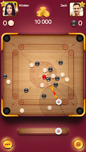 Carrom Pool MOD APK V5.2.3 – (Unlimited Coins/Gems) 4