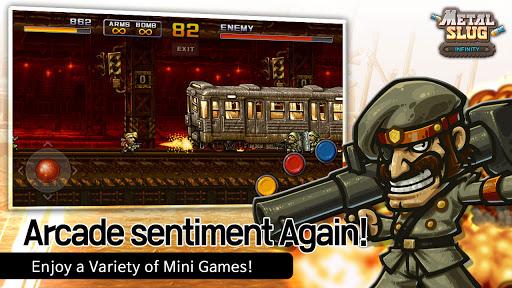 Metal Slug Infinity: Idle Game  screenshots 3